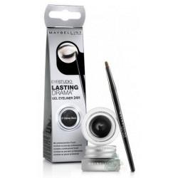 Maybelline Eye Studio Lasting Drama Gel Eyeliner 24h Żelowy eyeliner 01 Noir Black