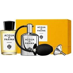 Acqua Di Parma Colonia Woda kolońska 180ml bez spray + Flakon do napełniania z dyfuzorem