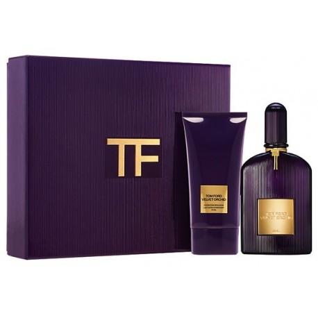Tom Ford Velvet Orchid Woda perfumowana 50ml spray + Emulsja nawilżająca do ciała 75ml