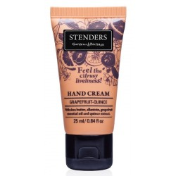Stenders Hand Cream Krem do rąk Grapefruit Quince Grejpfrut-Pigwa 25ml