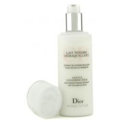 Dior Lait Tendre Demaquillant Gentle Cleansing Milk Delikatne mleczko do demakijażu do skóry suchej i wrażliwej 200ml