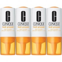 Clinique Fresh Pressed Daily Booster With Pure Vitamin C 10% Emulsja do twarzy 4x8,5ml