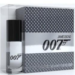 James Bond 007 Woda toaletowa 50ml spray + Woda toaletowa 8ml spray
