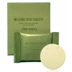 Shiseido Relaxing Bath Tablets Tabletki do kąpieli 8szt