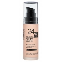 Catrice Made To Stay Make Up 24H Podkład matujący 005 Ivory Beige 30ml