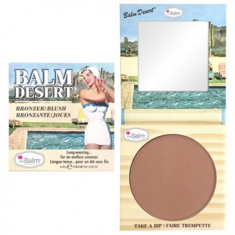 The Balm Balm Desert Bronzer Blush Puder brązujący 6,39g