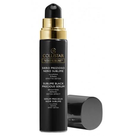 Collistar Nero Sublime Black Precious Serum przeciwstarzeniowe serum do twarzy 30ml