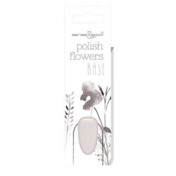 Sense & Body Polish Flowers Base Pachnąca bezbarwna baza pod lakier 11ml