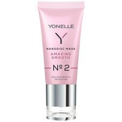 Yonelle Nanodisc Mask N2 Amazing Smooth Maseczka od twarzy Zachwycająca Gładkość 35ml