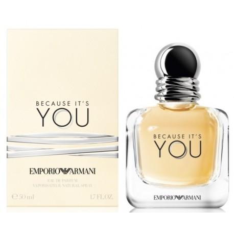 Giorgio Armani Because It`s You Woda perfumowana 50ml spray