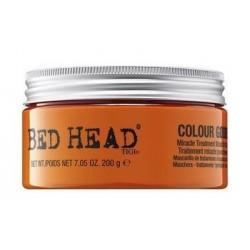 Tigi Bed Head Colour Goddess Miracle Treatment Mask for Coloured Hair Maska do włosów farbowanych dla brunetek 200g