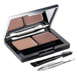 L`Oreal Brow Artist Genius Kit Paleta do makijażu brwi Medium To Dark 3,5g
