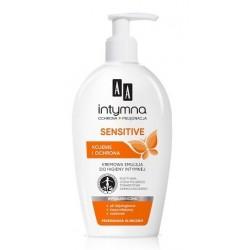 AA Intymna Sensitive Emulsja do higieny intymnej 300ml