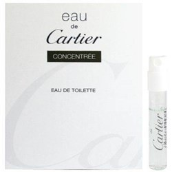Cartier Eau De Cartier Concentree Woda toaletowa 1,5ml spray