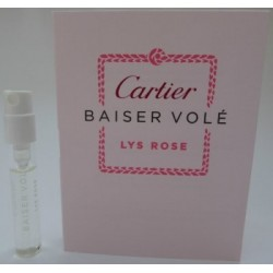 Cartier Baiser Vole Lys Rose Woda toaletowa 1,5ml spray