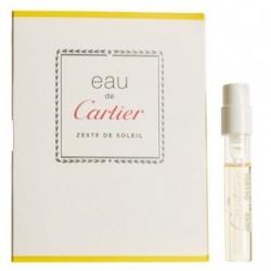 Cartier Eau De Cartier Zeste de Soleil Woda toaletowa 1,5ml spray