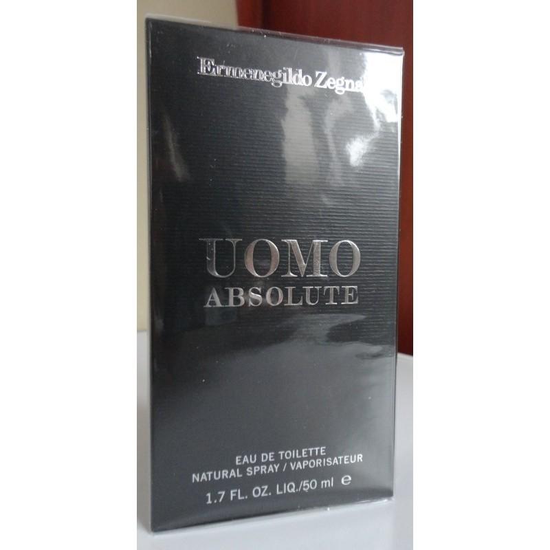 595841b98b12c Ermenegildo Zegna Uomo Absolute Woda toaletowa 50ml spray ...