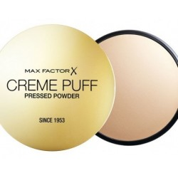 Max Factor Creme Puff Pressed Powder Puder prasowany 50 Natural 21g
