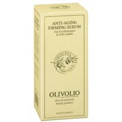 Olivolio Anti-Aging Firming Serum Przeciwzmarszczkowe serum do twarzy i szyi z kwasem hialuronowym 30ml
