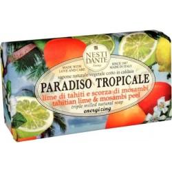 Nesti Dante Paradiso Tropicale Tahitian Lime & Mosambi Peel Mydło toaletowe 250g