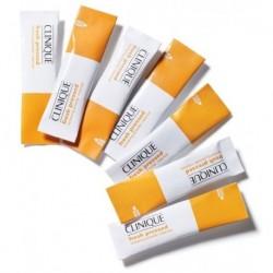 Clinique Fresh Pressed Renewing Powder Cleanser With Pure Vitamin C Oczyszczający puder do twarzy 28 x 0,5g
