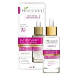 Bielenda Skin Clinic Professional Aktywne serum odmładzające dla cery dojrzałej na noc 30ml