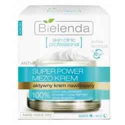 Bielenda Skin Clinic Professional Aktywny krem nawilżający dla każdego rodzaju cery dzień/noc 50ml