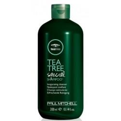 Paul Mitchell Tea Tree Special Shampoo Oczyszczająco-pielęgnujący szampon do włosów 300ml