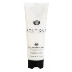 Grace Cole Boutique Radiance Body Scrub Peeling do ciała White Nectarine & Pear 238ml
