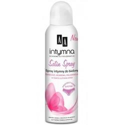 AA Intymna Satin Spray intymny odświeżający do bielizny 150ml