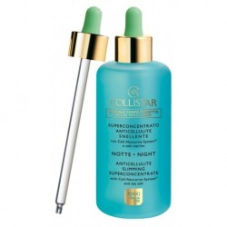 Collistar Superconcentrated Anticellulite Slimming Night Koncentrat antycellulitowy na noc 200ml