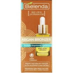 Bielenda Skin Clinic Professional Arganowy koncentrat brązujący 15ml