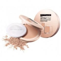 Maybelline Affinitone Powder Puder do twarzy w kompakcie 21 Nude 9g
