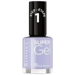 Rimmel Super Gel Lakier do paznokci 082 Purple Splash 12ml