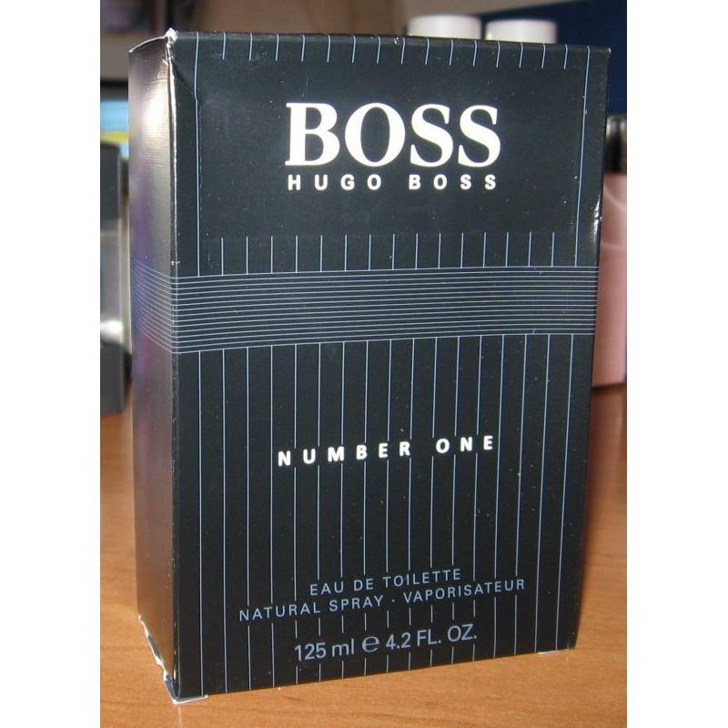 3c1aece17edfd Hugo Boss Number One Woda toaletowa 125ml spray - Perfumeria Pachnij.pl