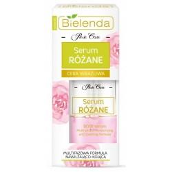 Bielenda Rose Care Serum różane dla cery wrażliwej 30ml
