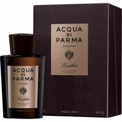 Acqua Di Parma Colonia Leather Concentree Woda kolońska 180ml spray