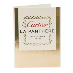 Cartier La Panthere Legere Woda perfumowana 1,5ml spray