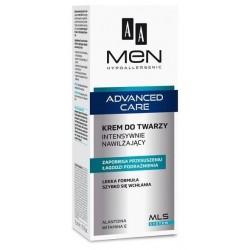 AA Men Advanced Care Face Cream Intensywnie nawilżający krem do twarzy 75ml