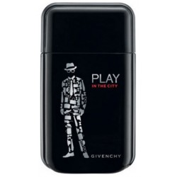 Givenchy Play In The City Woda toaletowa 100ml spray TESTER