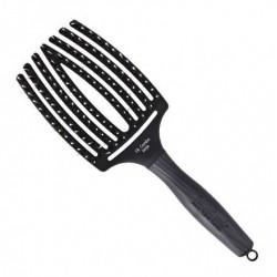 Olivia Garden Fingerbrush Combo Szczotka do włosów Large