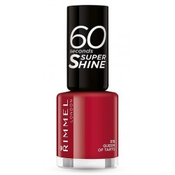 Rimmel 60 Seconds Super Shine Lakier do paznokci 315 Queen Of Tarts 8ml