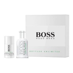 Hugo Boss Bottled Unlimited Woda toaletowa 100ml spray + Dezodorant 75ml sztyft