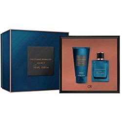 Cristiano Ronaldo Legacy Private Edition Pour Homme Woda perfumowana 50ml spray + Żel pod prysznic 150ml