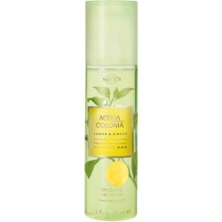 4711 Acqua Colonia Lemon & Ginger Refreshing Body Spray Odświeżający spray do ciała 75ml
