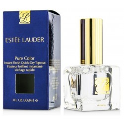 Estee Lauder Pure Color Instant Finish Quick-Dry Topcoat Utwardzacz do lakieru 9ml