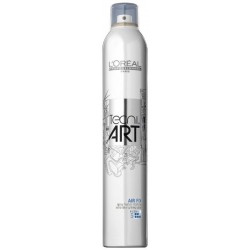 L`Oreal Tecni Art Spray supermocno utrwalający i chroniący włosy przed puszeniem Force 5 400ml