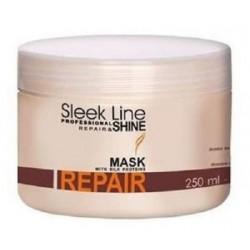 Stapiz Sleek Line Repair Mask Maska z jedwabiem do włosów zniszczonych 250ml