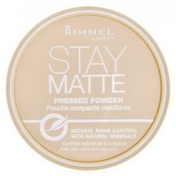 Rimmel Stay Matte Long Lasting Pressed Powder Puder prasowany 006 Warm Beige 14g