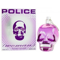 Police To Be Woman Woda perfumowana 125ml spray